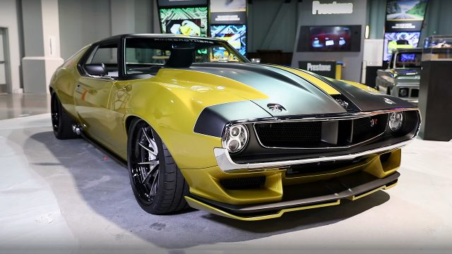 Ringrothers 1972 AMC Javelin AMX Defiant - front