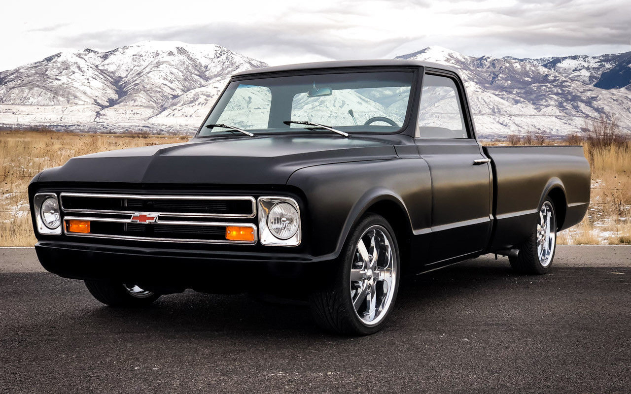 Buick Muscle Car >> Astonishing and Custom 1967 Chevy C10 Muscle Truck