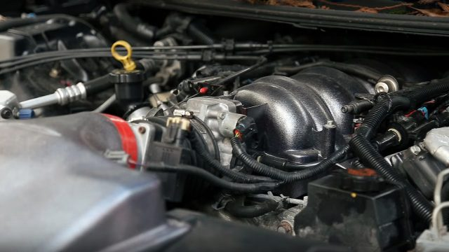 2002 Pontiac Trans Am WS6 LS1 Engine
