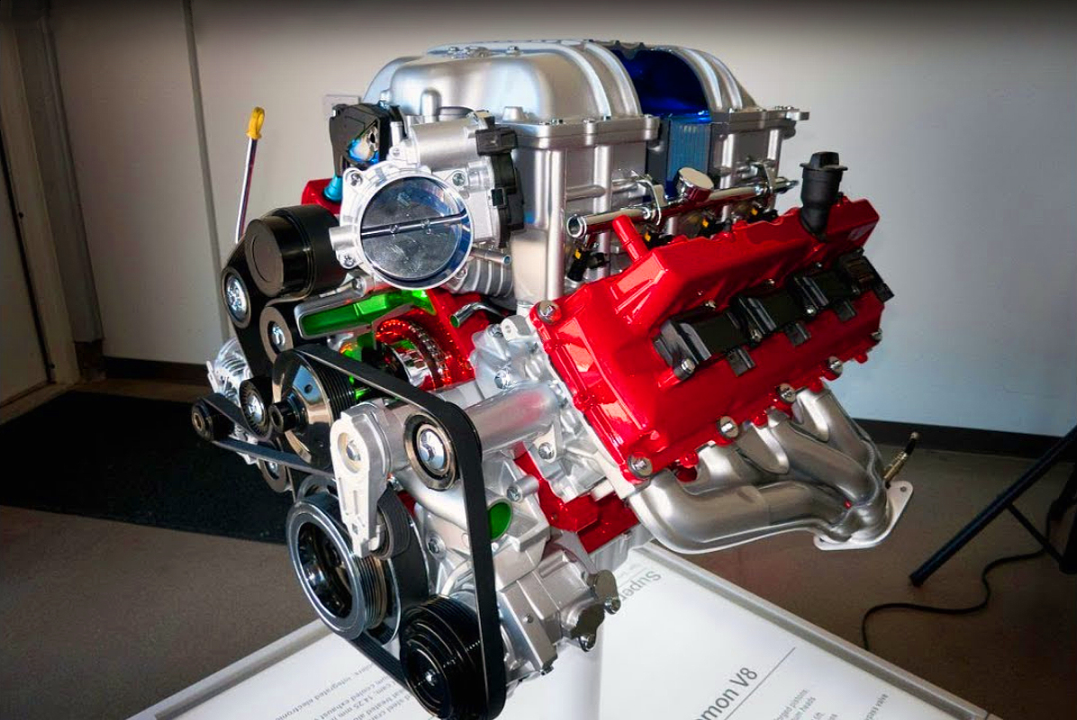 How It Works the Most Powerful V8 Engine Ever Produced – Find Out Now!