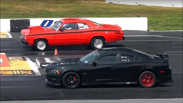 Old School vs New School Mopar Muscle Cars