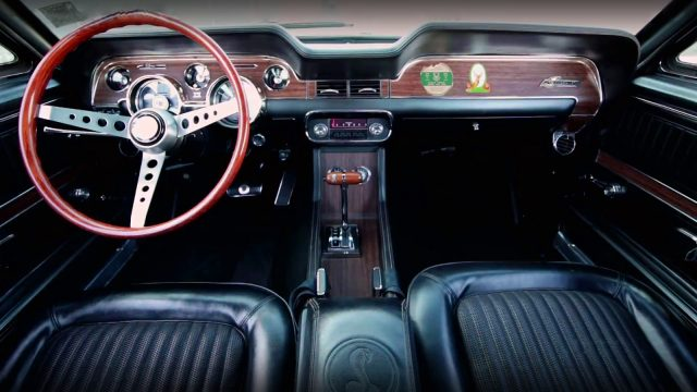1968 Shelby GT500KR 428 Cobra Jet Interior