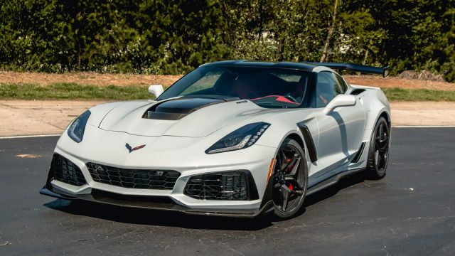 2019 ZR1 Corvette Officially the Fastest Corvette Ever! – 212 MPH