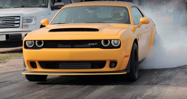 1000 Horsepower Hennessey Demon