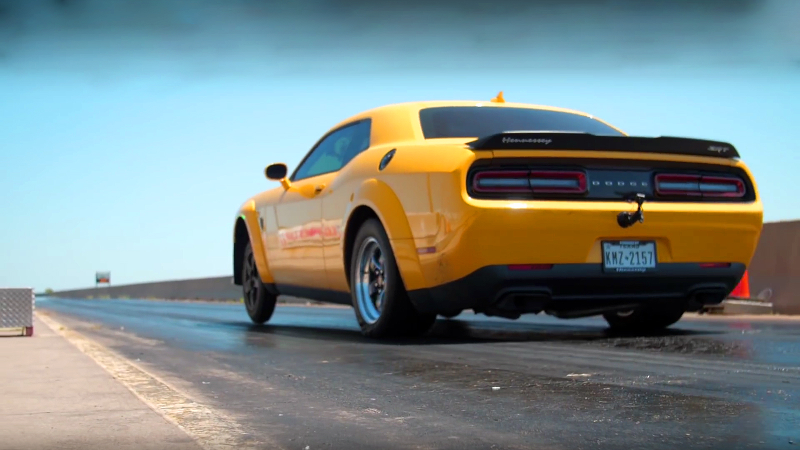 1000 Horsepower Hennessey Demon - The Fastest 1/4 Mile Demon Ever!