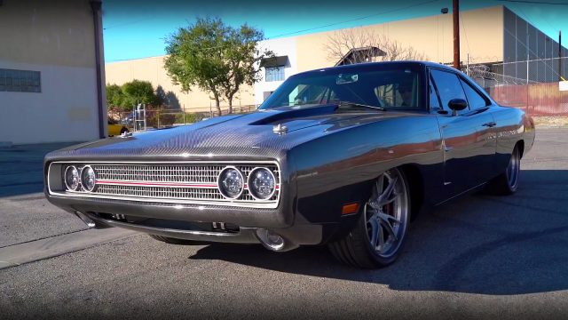 SpeedKore Performance 1970 Dodge Charger Tantrum