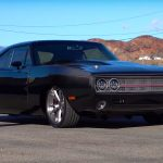 Carbon Fiber Piece of Art – 1970 Dodge Charger Tantrum