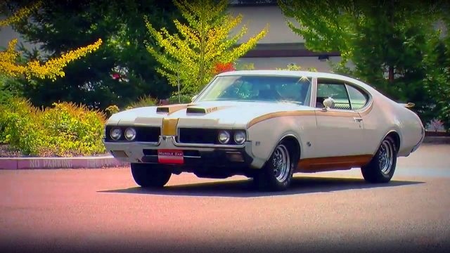 1969 Hurst Oldsmobile Limited Edition