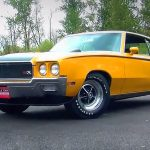 1970 Buick GSX 455 Stage 1 – The Legendary Muscle Car