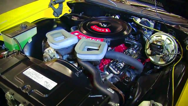 1970 Buick GSX 455 Stage 1 Engine