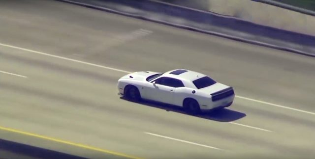Real Life Vanishing Point – Houston Texas Police Chase