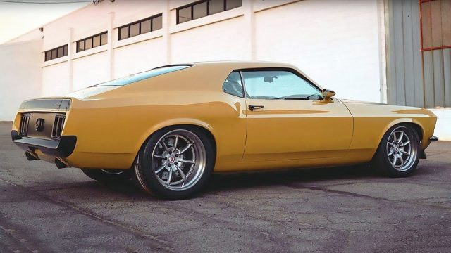 1970 Ford Mustang Boss 302 by Speedkore side
