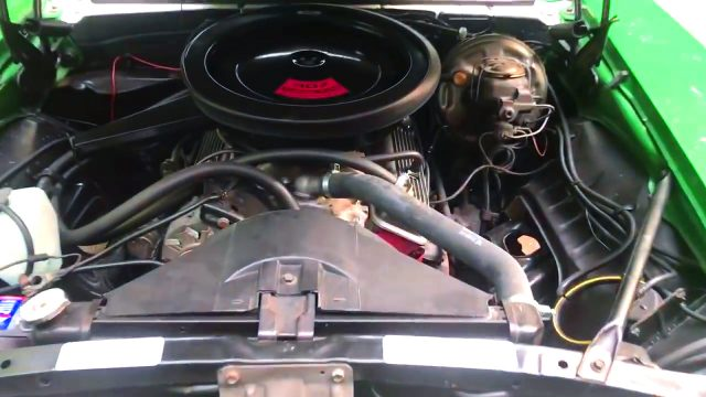 1969 Chevrolet Camaro Z28 Rally Sport 302 engine