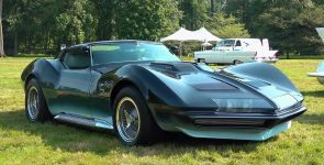 Ultra Rare 1969 Chevrolet Corvette Manta Ray Mako Shark II In Motion