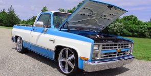 Killer 383 Stroker 1980 Chevrolet C10 Scottsdale Pickup Truck