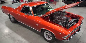 Top Notch 1969 Chevrolet El Camino SS Street Machine