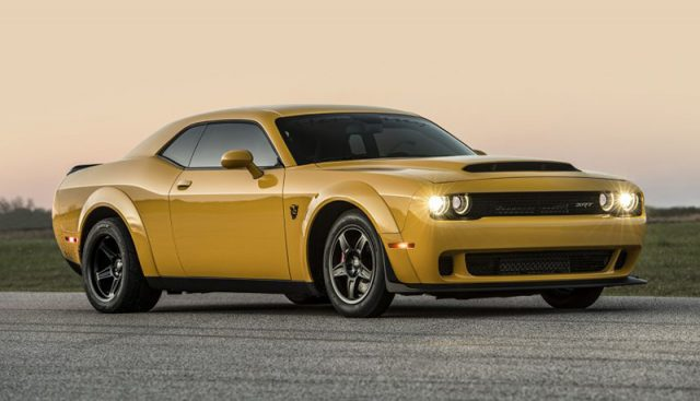 HPE1200 Dodge Demon by Hennessey Performance