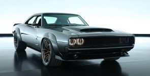 Monstrous 1968 Super Charger with 1000 horsepower 426 HEMI Engine