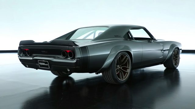 1968 Super Charger with 1000 horsepower 426 HEMI Engine back