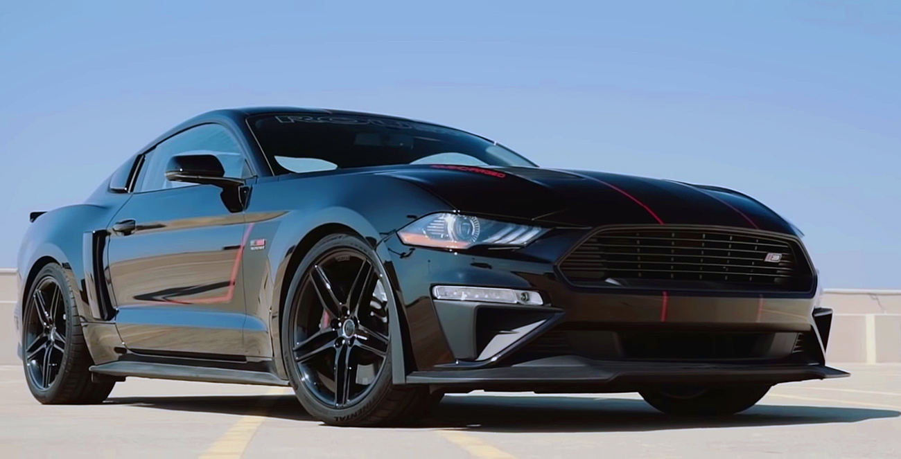 roush stage mustang gt500