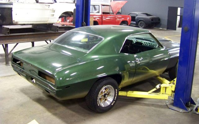 Custom Built Pro Touring 1969 Chevrolet Camaro RS ''Legacy""