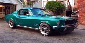 "World Famous 1968 Ford Mustang Fastback Called  ""Sparta51"""