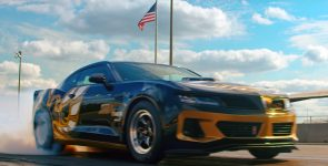 2019 Trans Am Super Duty just ran 1/4 mile in 9 Seconds!