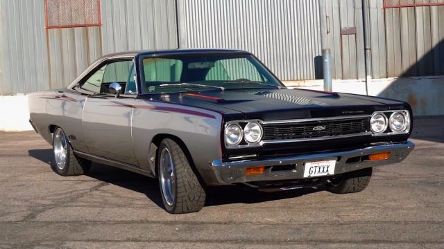 Chris Jacobs 1968 Plymouth GTX