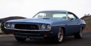 The Most Spectacular 1973 Dodge Challenger