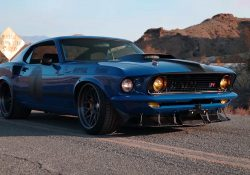 UNKL 1969 Ford Mustang