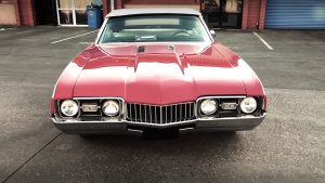 1968 Cutlass Oldsmobile 442 455 Convertible muscle car definition 01