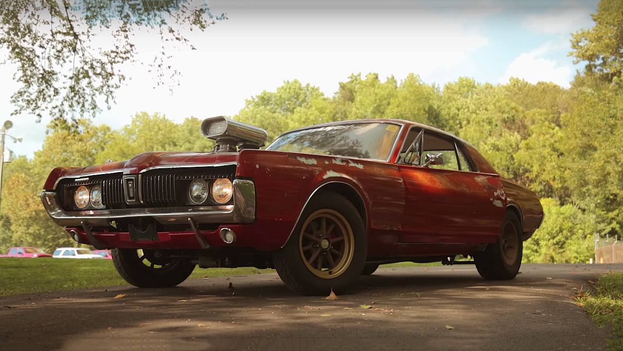Awesome & Rustic LS Powered 1967 Mercury Cougar