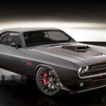 1971 Dodge Shakedown Challenger Concept 2016 Sema Muscle Car Definition