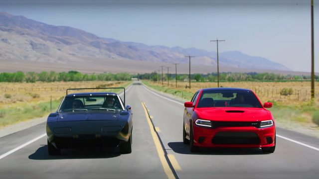 Epic Road Trip With 1969 Dodge Charger Daytona