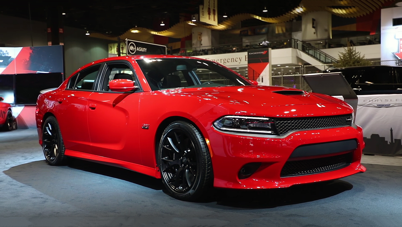 Check The New Scat Pack Dynamics Package Option For The 2017 Charger And Challenger