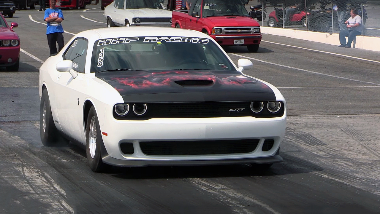 Meet The Fastest Hellcat Challenger In The World - Demon Killer !!!