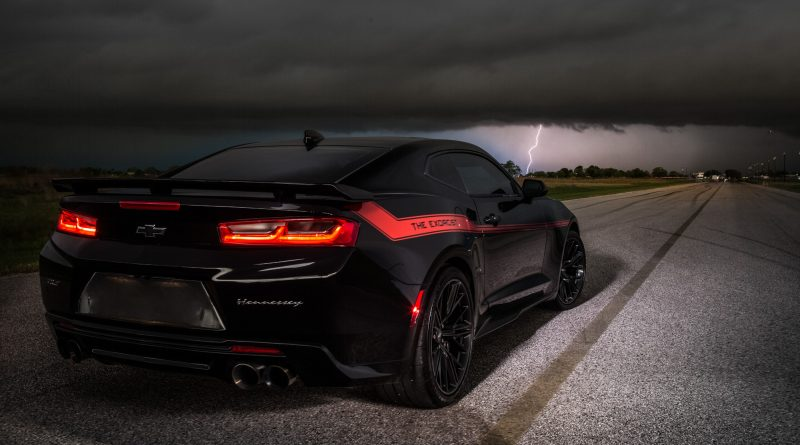The Exorcist 1000 Horsepower 2017 Chevrolet Camaro Zl1
