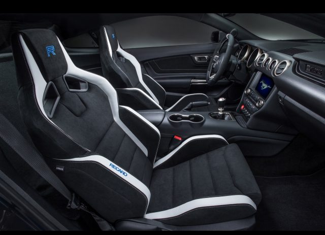 This Could Be The New Twin-Turbo 2018 Shelby Mustang GT500 Interior