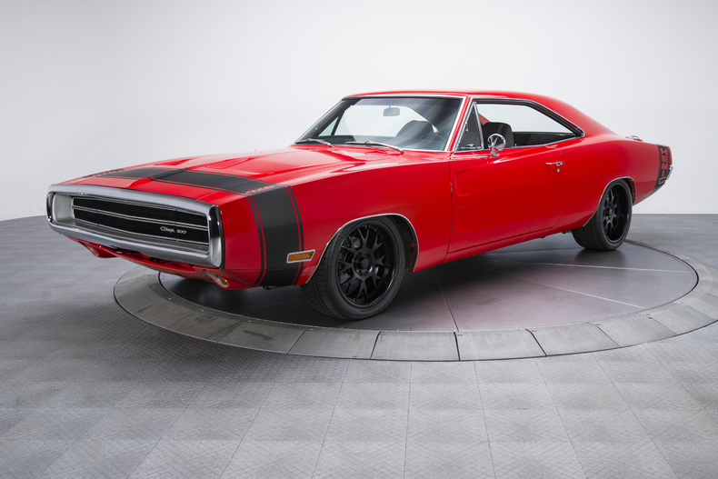 1970 Dodge Charger 500 426 Hemi – Textbook Restomod Definition