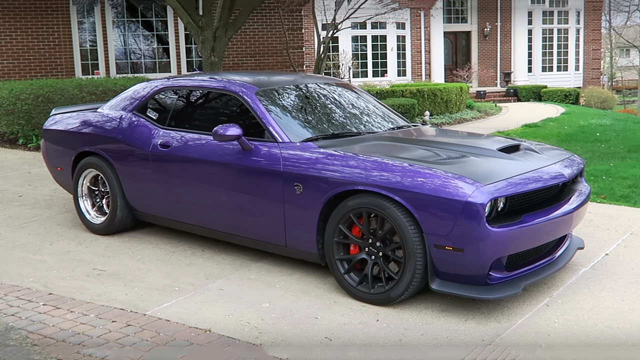 Would You Buy $85,000 Dodge Demon, Or Would You Upgrade the Hellcat Like This One?