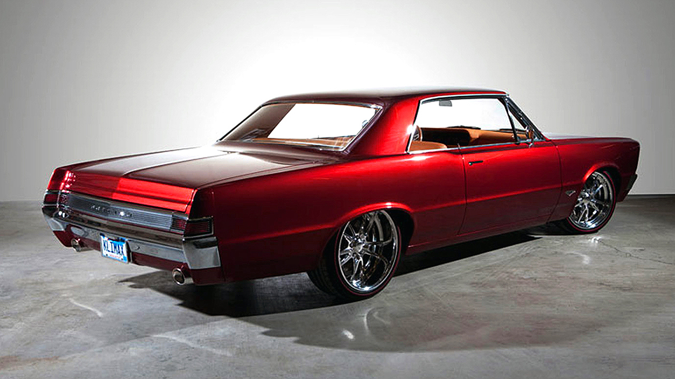 custom 1965 pontiac gto by kindig it design 02 mcd. Black Bedroom Furniture Sets. Home Design Ideas