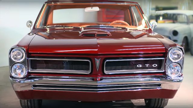 1965 Pontiac GTO built by Kindig It Design