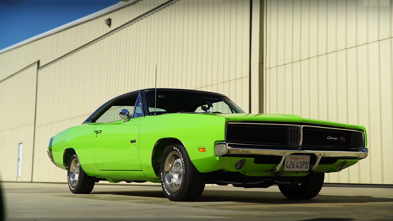 Find Out the Story Behind this Sublime 1969 Dodge Charger R/T 426 Hemi