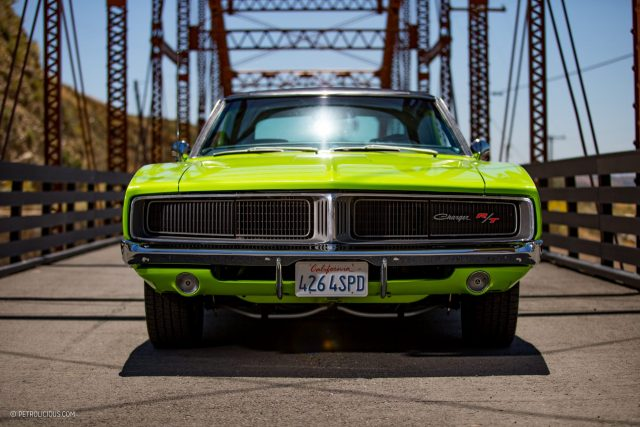 Sublime Green 1969 Dodge Charger R/T 426 Hemi