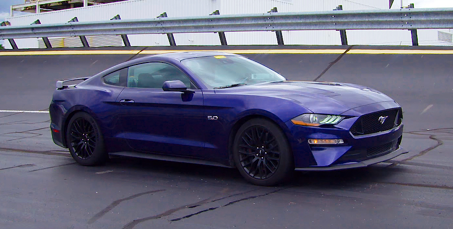 The New 2018 Ford Mustang GT in Details – Video and Specs