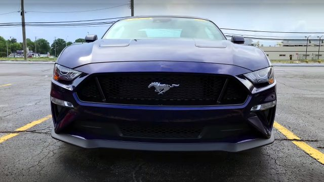 The New 2018 Ford Mustang Gt In Details Video And Specs