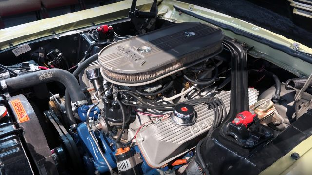 1967 Shelby Mustang GT500 Fastback Engine