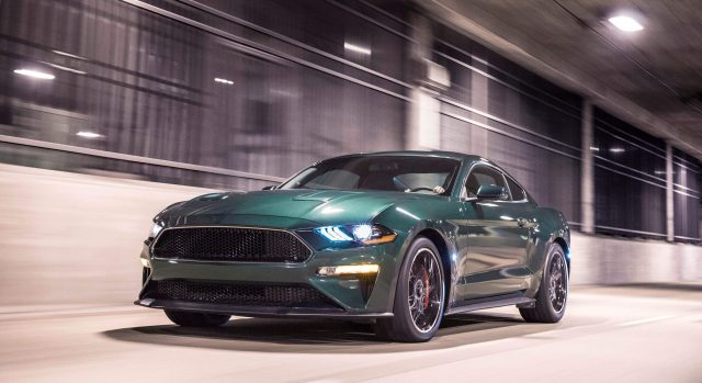 The New 2019 Ford Mustang Bullitt