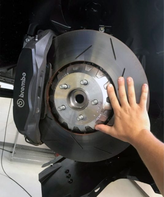 2019 Shelby GT500 Brakes