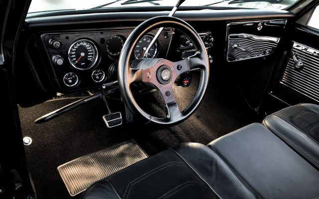 1967 Chevy C10 Interior